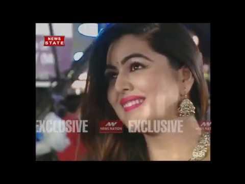 TV actress Shafaq Naaz aka Mayuri of Chidiya Ghar enjoys Garba and Navratri