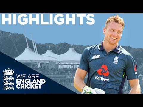 Buttler Hits Incredible 100 Off 50 Balls   England v Pakistan 2nd ODI 2019 - Highlights