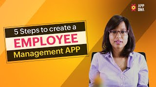 Employee Management App | Building with Custom Low Code | Forms, Workflow, Reports