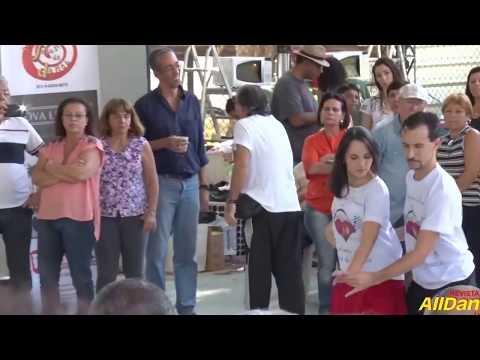 Gustavo Loivo e Andressa Terra, Mostra Baile no Horto do Fonseca com Banda Alto Astral