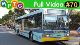 Buses at Monash University (Full Video #70)