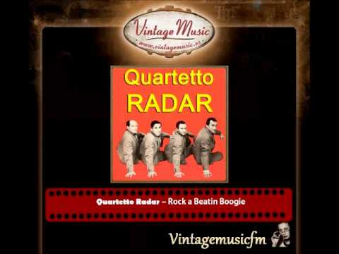 Quartetto Radar – Rock a Beatin Boogie