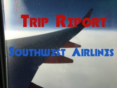 (Trip report) Southwest Airlines 737-700 PHL-ATL