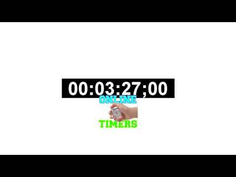 3.5 Minutes Timer Countdown