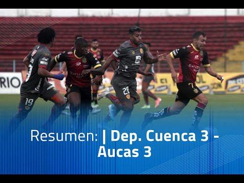 Dep. Cuenca Aucas Goals And Highlights