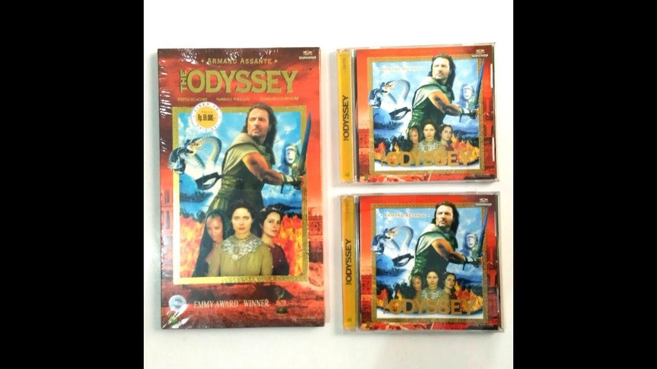 Download Opening to The Odyssey (1997 miniseries) Episode 1 2000 VCD