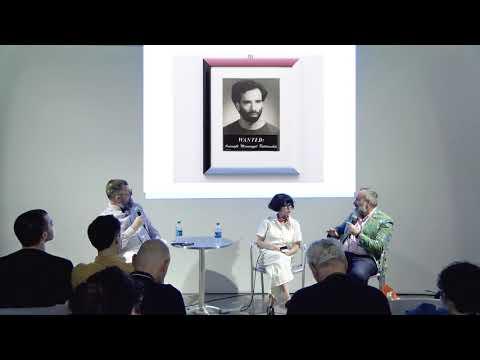 In Conversation | Artist Cary Leibowitz, Anastasia James, and Bill Arning