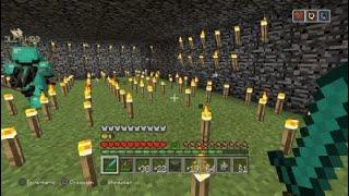Minecraft: PlayStation®4 Edition casa claustroforico vs el máximo de esqueletos