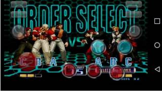 kof 2002 android