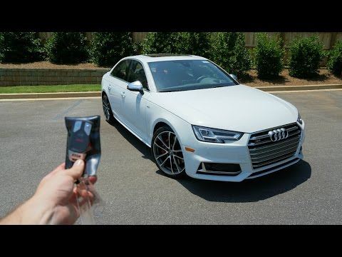 2018 Audi S4: Start Up, Exhaust, Test Drive and Review