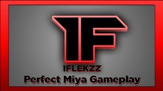 Mobile Legends: Perfect Miya Gameplay - High elo Ranked | iFlekzz
