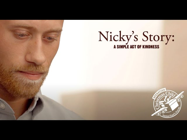 Nicky's Story: A Simple Act of Kindness