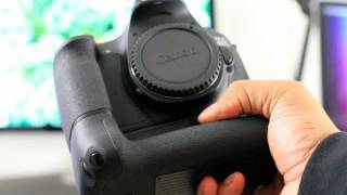 Review: Canon 60D Battery Grip