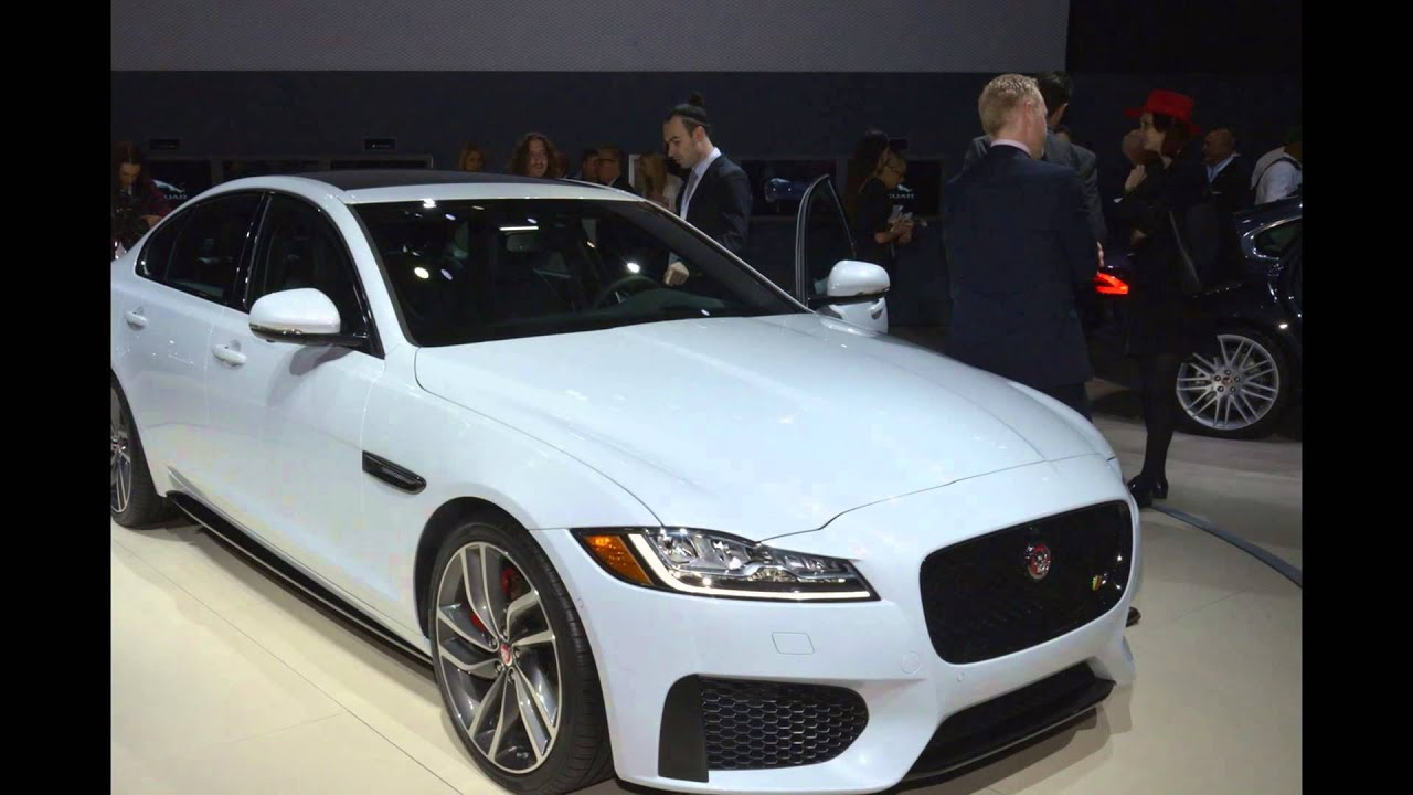 2016 Jaguar XF Glacier White Metallic  3