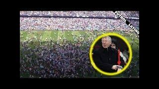 El Dia Que El Mundo SE Paro Por 5 MINUTOS | M. City Vs QPR 13/05/2012