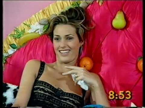 Yasmin Le Bon on The Big Breakfast autumn 1993