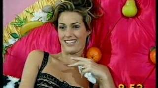 Repeat youtube video Yasmin Le Bon on The Big Breakfast autumn 1993