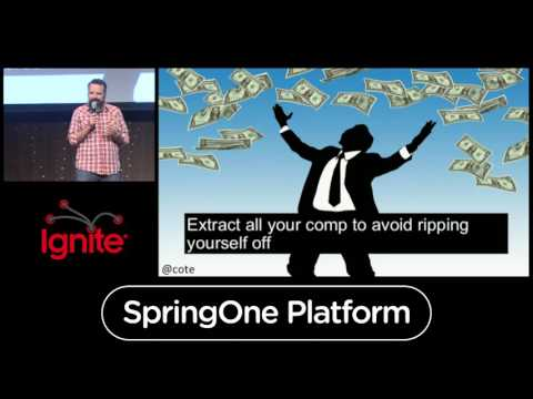 How to Survive and Thrive in a BigCo, Ignite Talk — Michael Coté
