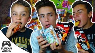 Like dog food !! - (Japanese Snacks Food 3) the #boxfromjap