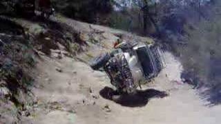 Righting A Jeep On Dishpan Springs