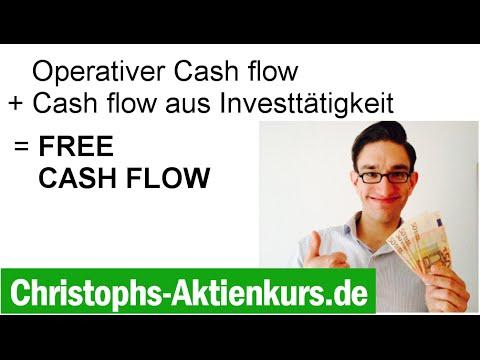 Fundamentale Aktienanalyse Cash Flow Rechnung Einfach Erklärt Am