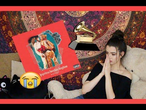 Hopeless Fountain Kingdom Album Deserves All The Awards {reaction}
