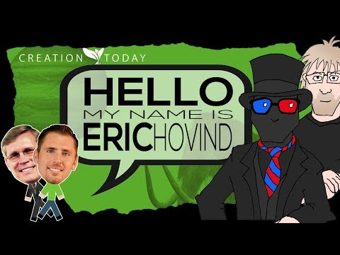 Hello, My Name is Eric Hovind (feat. Logicked) - Jupiter, Deserts and Mammoths