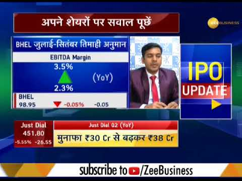 Stocks Helpline: Sensex slips 250 points, Nifty drops 80 points from its higher level