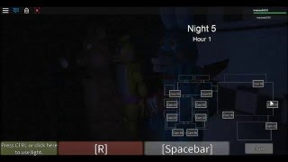 Roblox: [Alpha] The Night Shift (#5)