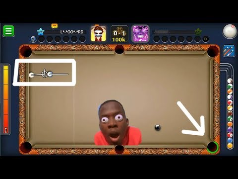 Thumbnail: 8 ball pool MC | Insane trickshots | indirect highlights. Vs ( wajdi masad )
