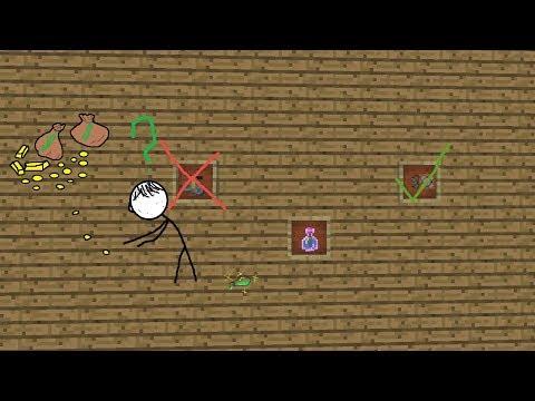"""#13""""Зелья в Minecraft"""". Зелье удачи!!!!!!!!!!!!!"""