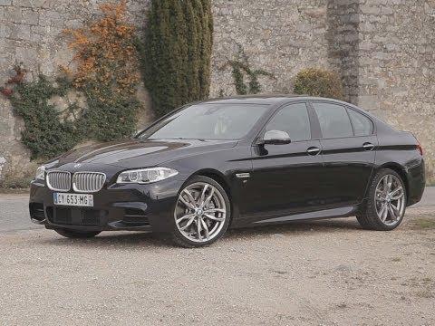 Essai BMW M550d xDrive 2014