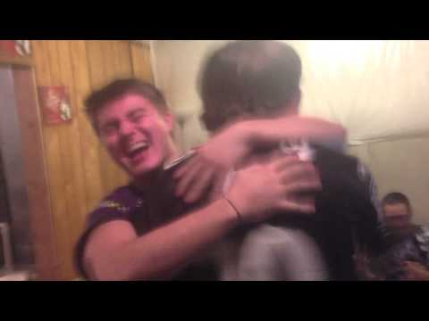 Jacoby Jones 70 yard touchdown reaction