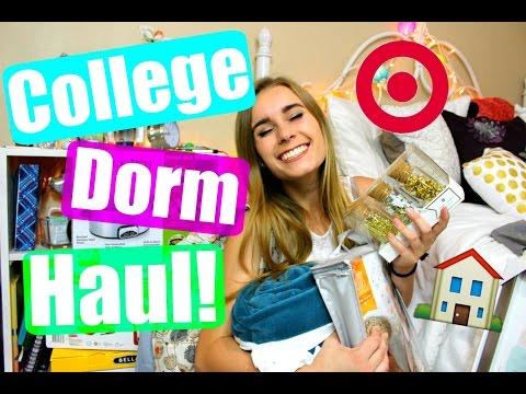 College Dorm Haul 2016!