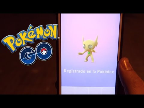 ¡Mis primeras CAPTURAS de 3 GENERACIÓN! SALE SABLEYE SHINY en Pokémon GO!!! [Keibron]