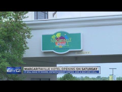 Margaritaville Opens In Vicksburg