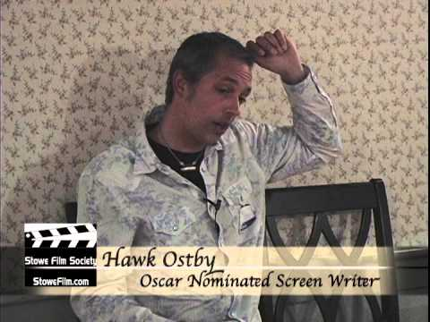 Stowe Film Society Presents Oscar Nominated Screenwriter Hawk Ostby