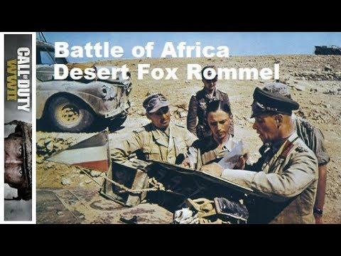 BATTLE OF NORTH AFRICA: DESERT FOX ROMMEL (FINN'S WAR TALES #36 WW II CODWWII)