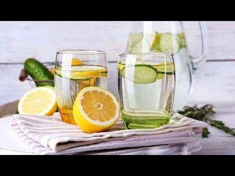 Дренажный напиток для похудения: польза и влияние на