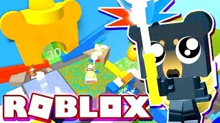 The Best Simulator on Roblox Got Even Better! - Roblox Bee Swarm Simulator - DOLLASTIC PLAYS!