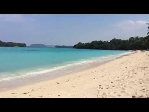 Port Olry beach, Espiritu Santo Island, Vanuatu