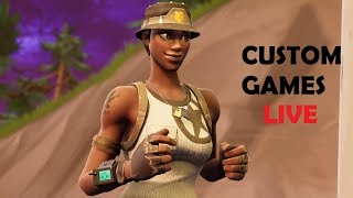 🔴 CUSTOM GAMES🏆 Fortnite Live Deutsch|25€ PSN Custom Games Turnier mit PREISGELD 25€ Road