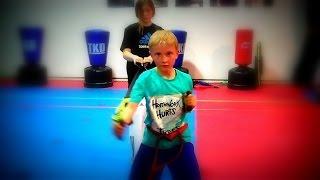 Junior Taekwondo Fitness Class
