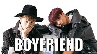 How would MARK & HAECHAN sing BOYFRIEND by JUSTIN BIEBER (lyrics)