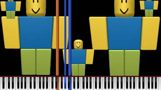Tetris   Main theme but its the roblox oof sound