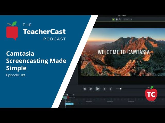 An Introduction to Screencasting using Camtasia from Techsmith