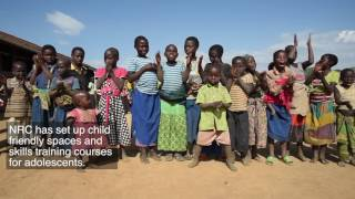 DRC: Displaced by conflict