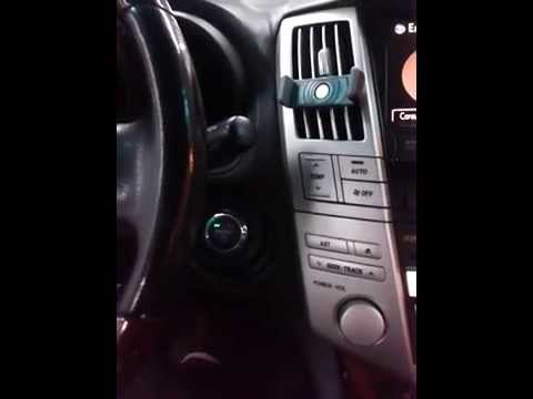Ваз 2106 RS Engine start/stop button