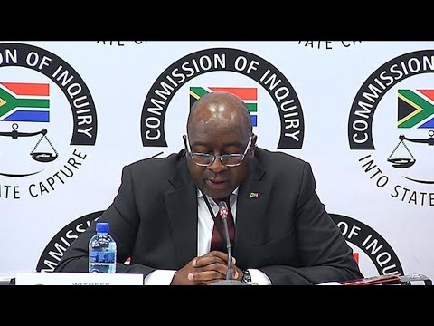 South Africa's Finance Minister Resigns Over Gupta Scandal