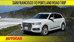 Road Trip on the Northern California Coast in an Audi Q7 | Travel | Autocar India